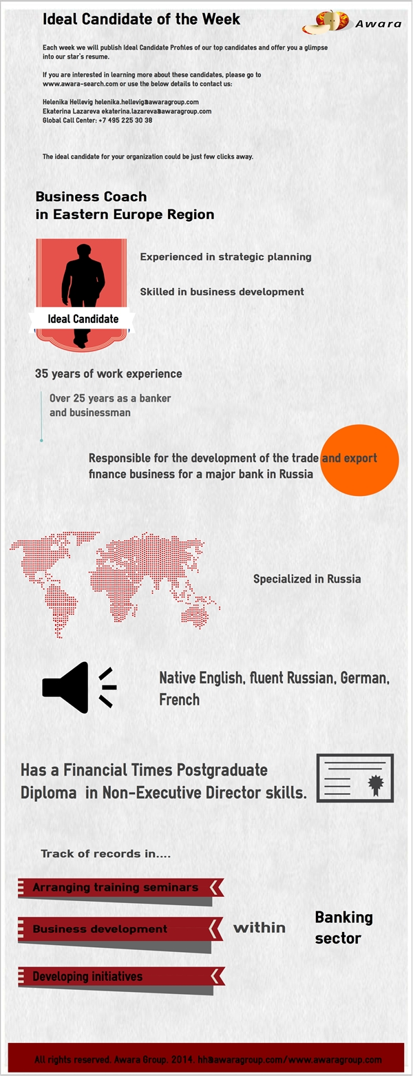 business coach in Europe